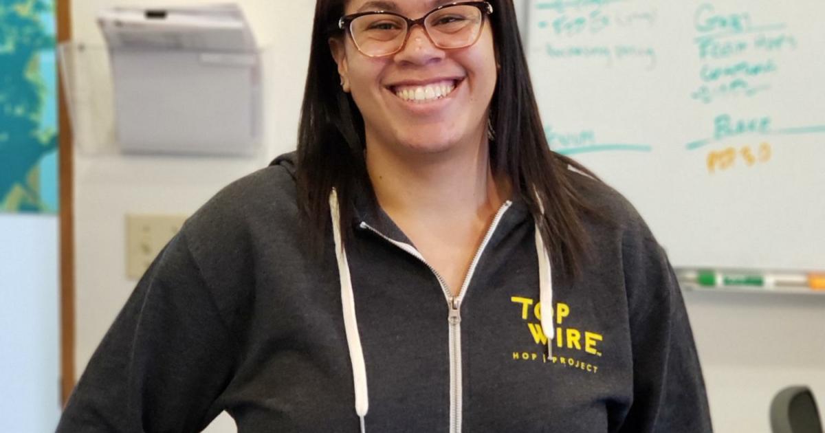 Employee Spotlight: Raishelle Everett